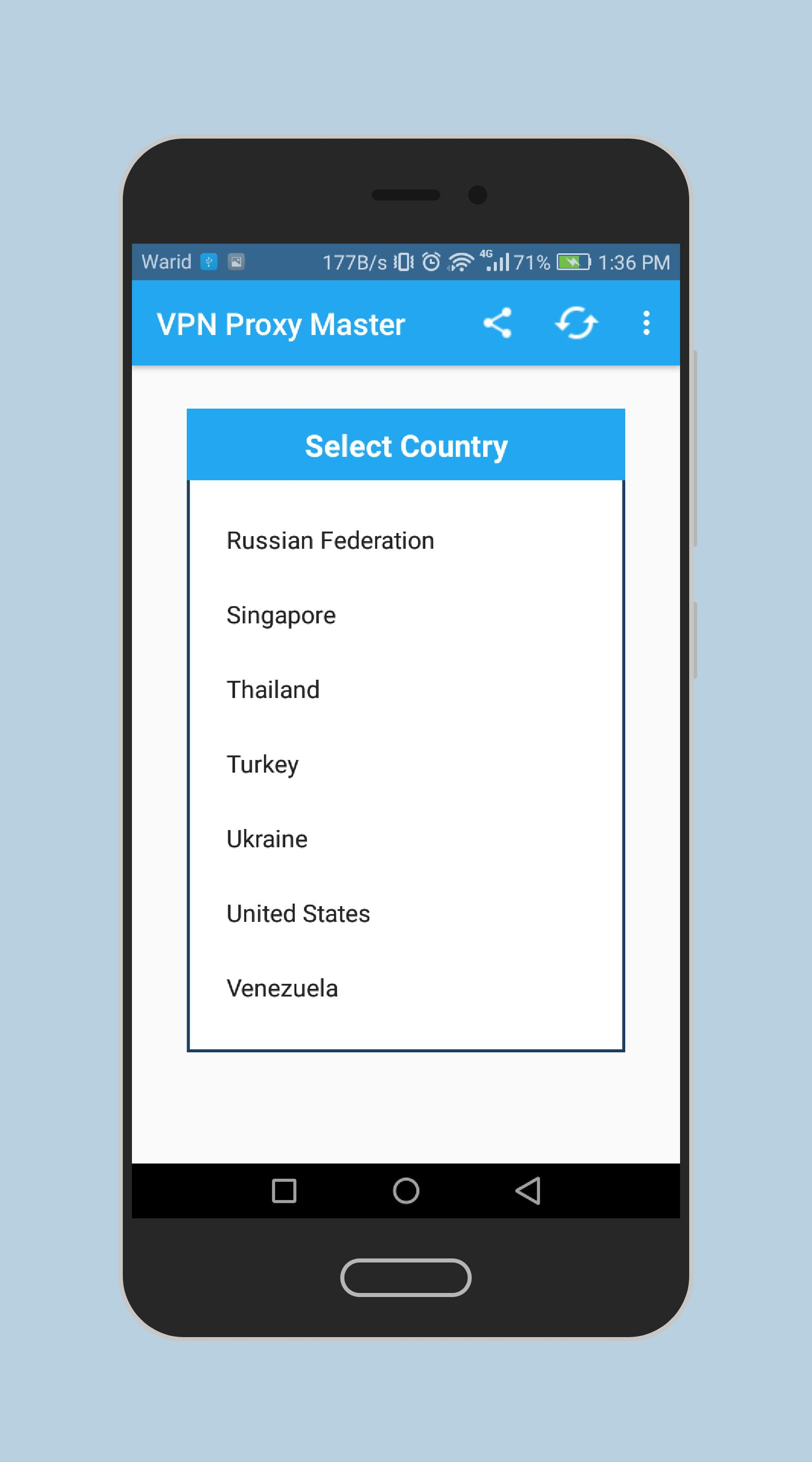 Free Unlimited VPN Master - Unlimited VPN Privacy for Android - APK
