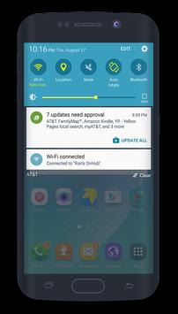CM14/CM13/CM12 Theme for Galaxy J7 Launcher screenshot 1