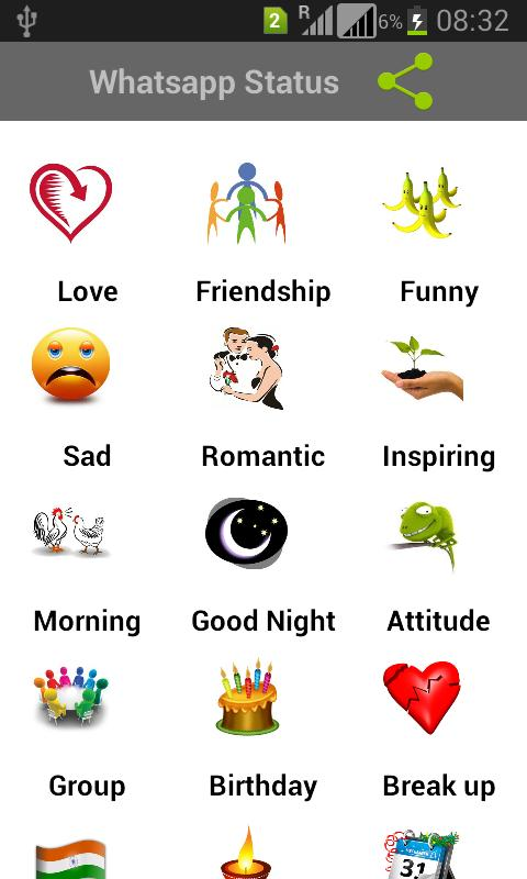 Best Whatsapp Status 10000 For Android Apk Download