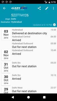 Shipments India screenshot 6