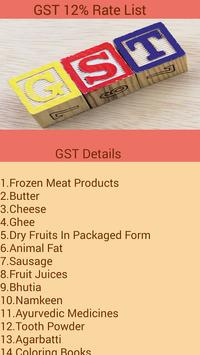 Latest GST Guidelines Hindi screenshot 4