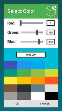 Cube Form Free screenshot 5