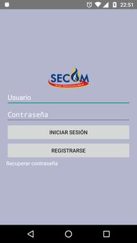SECOMMovil poster