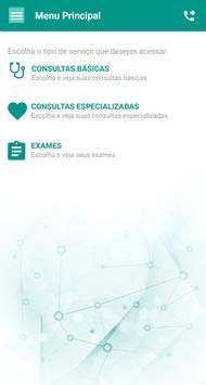Minha Saúde - Apresentação HS screenshot 1