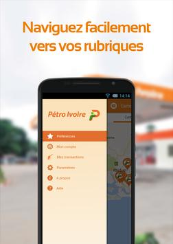 Pétro Ivoire apk screenshot