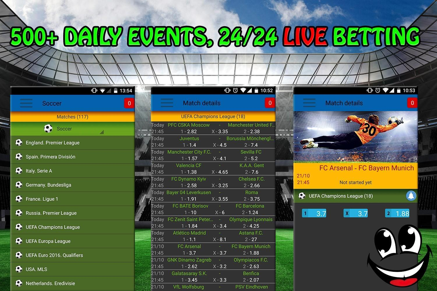 gSports for Android - APK Download
