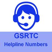 GSRTC Helpline Number icon