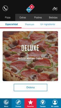 Domino's Pizza Guatemala poster