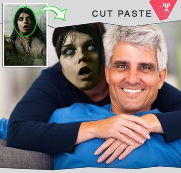 Cut Paste poster