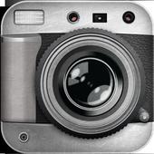 Black and White Camera icon
