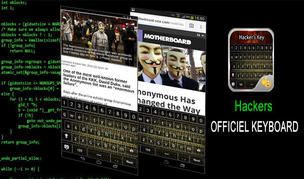 Best Hacker's Keyboard for Android - APK Download