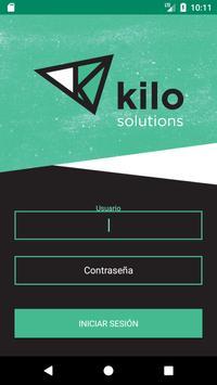 Kilo poster