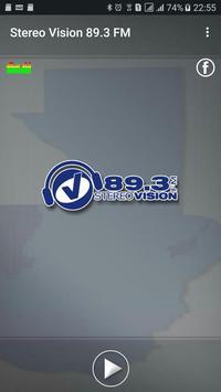 Stereo Vision Huehuetenango poster