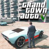 Gang Town Auto icon