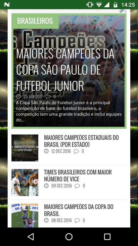 051be10c4ad31 Futebol Stats poster Futebol Stats screenshot 1