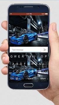 Dynamic Car Keyboard screenshot 1