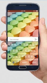 Love Candy Keyboard Themes apk screenshot