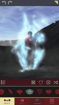 Kamehameha Electric wave KI apk screenshot