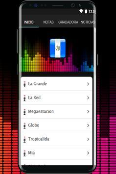 Todas las radios de Guatemala sin internet screenshot 1