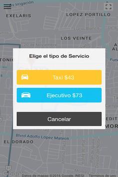 Taxi Central Morelia screenshot 4