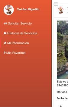 Radio Taxi San Miguelito apk screenshot