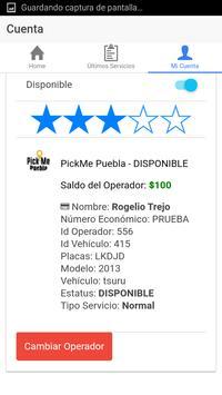 PickMe Pro Operador screenshot 3