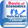 Basic of Economics Macro and Micro simgesi