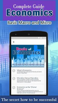 Basic of Economics Macro and Micro screenshot 1
