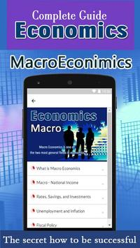 Basic of Economics Macro and Micro screenshot 2