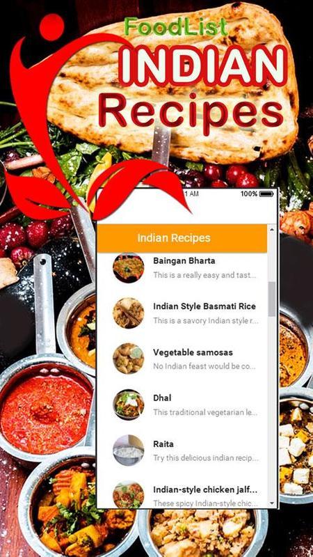 Best indian food recipes descarga apk gratis comer y beber best indian food recipes poster forumfinder Images