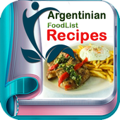 Argentine Famous Food Recipes icon