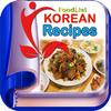 Easy Korean Food Recipes simgesi
