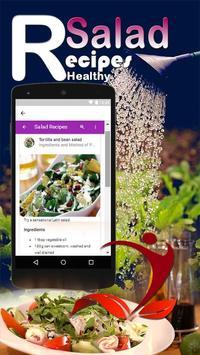 Healthy Pasta Salad Recipes Ideas screenshot 1