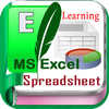 Icona Learn for Microsoft Excel Spreadsheet 2010
