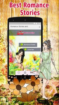 Romance Stories and Love Tips poster