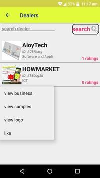 HowMarket screenshot 2