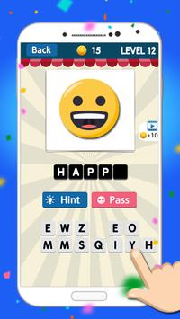 Guess The Emoji - Word Game poster