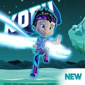 kody adventure in the galaxy kapow icon