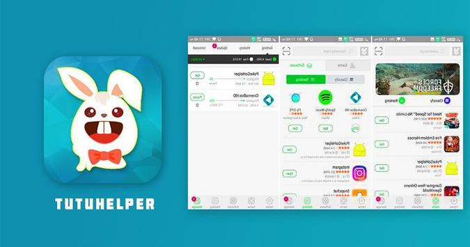 TuTu Helper APK poster