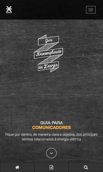 Guia da Energia poster