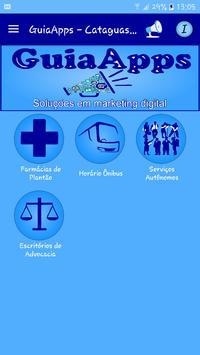 GuiaApps - Cataguases apk screenshot