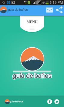 Guía de Baños screenshot 1