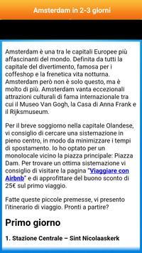 Guida Amsterdam in italiano apk screenshot