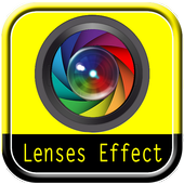 Lenses Effect for snapchat icon