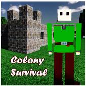 Tips of Colony Survival icon