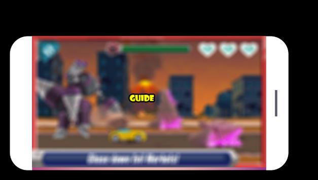 Pro Guide Transformers Rescue Bots: Dash apk screenshot