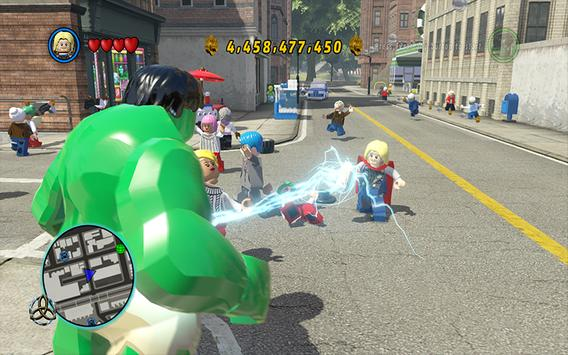 Guide Controller for LEGO MARVEL Super Heroes poster