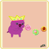 guide for Cool pig adventure icon