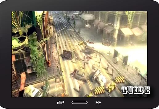 Guide for Guns, Cars and Zombies apk screenshot