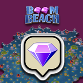 Free Diamonds for Boom Beach icon